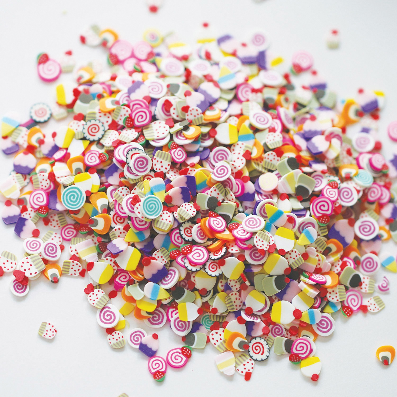 Dress My Crafts Shaker Elements 8gm-Dessert Mix