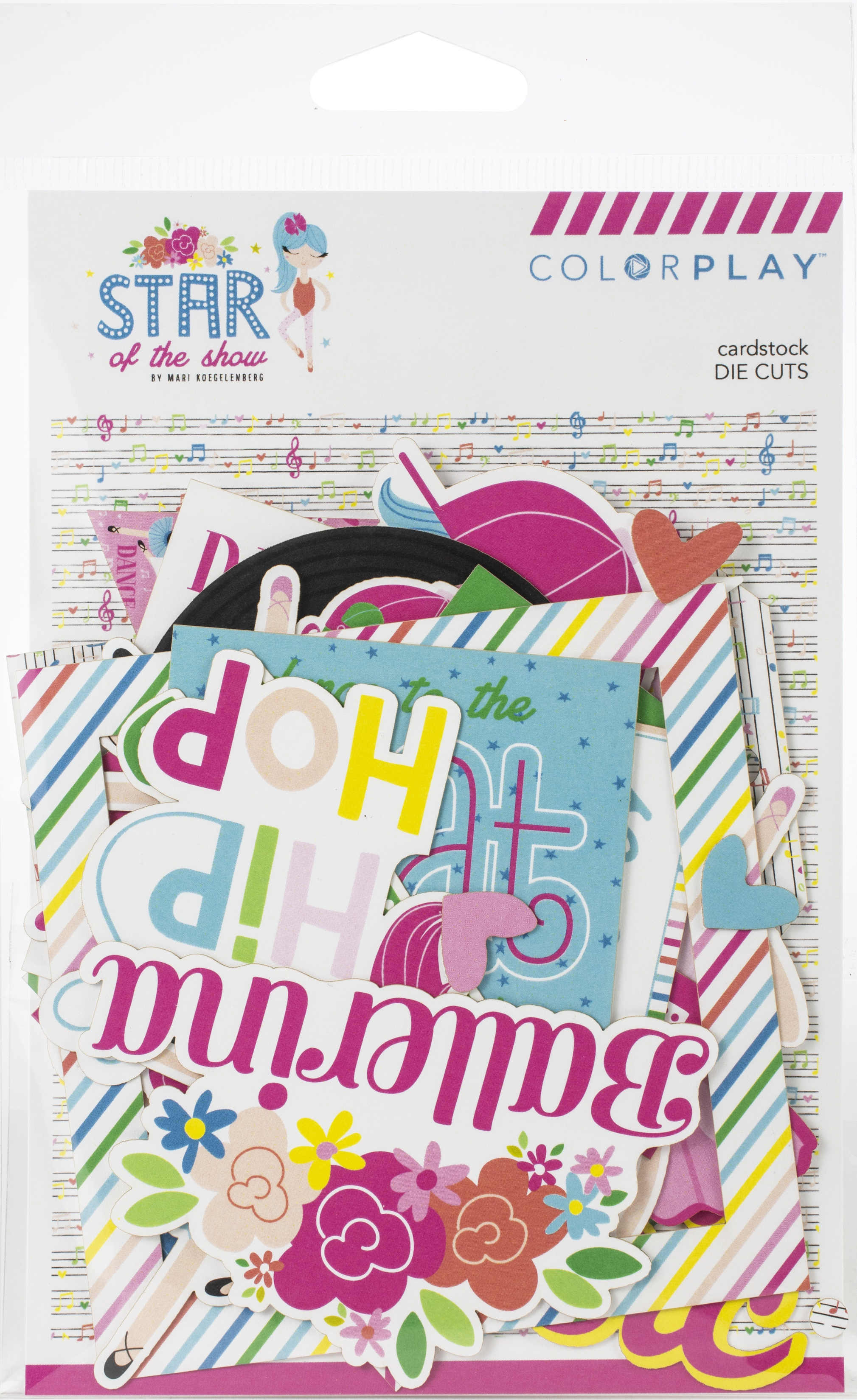 CP Star of the Show Die Cuts