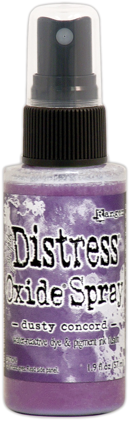 Tim Holtz Distress Oxide Spray 1.9fl oz-Dusty Concord