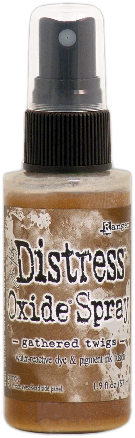 Tim Holtz Distress Oxide Spray 1.9fl oz-Gathered Twigs