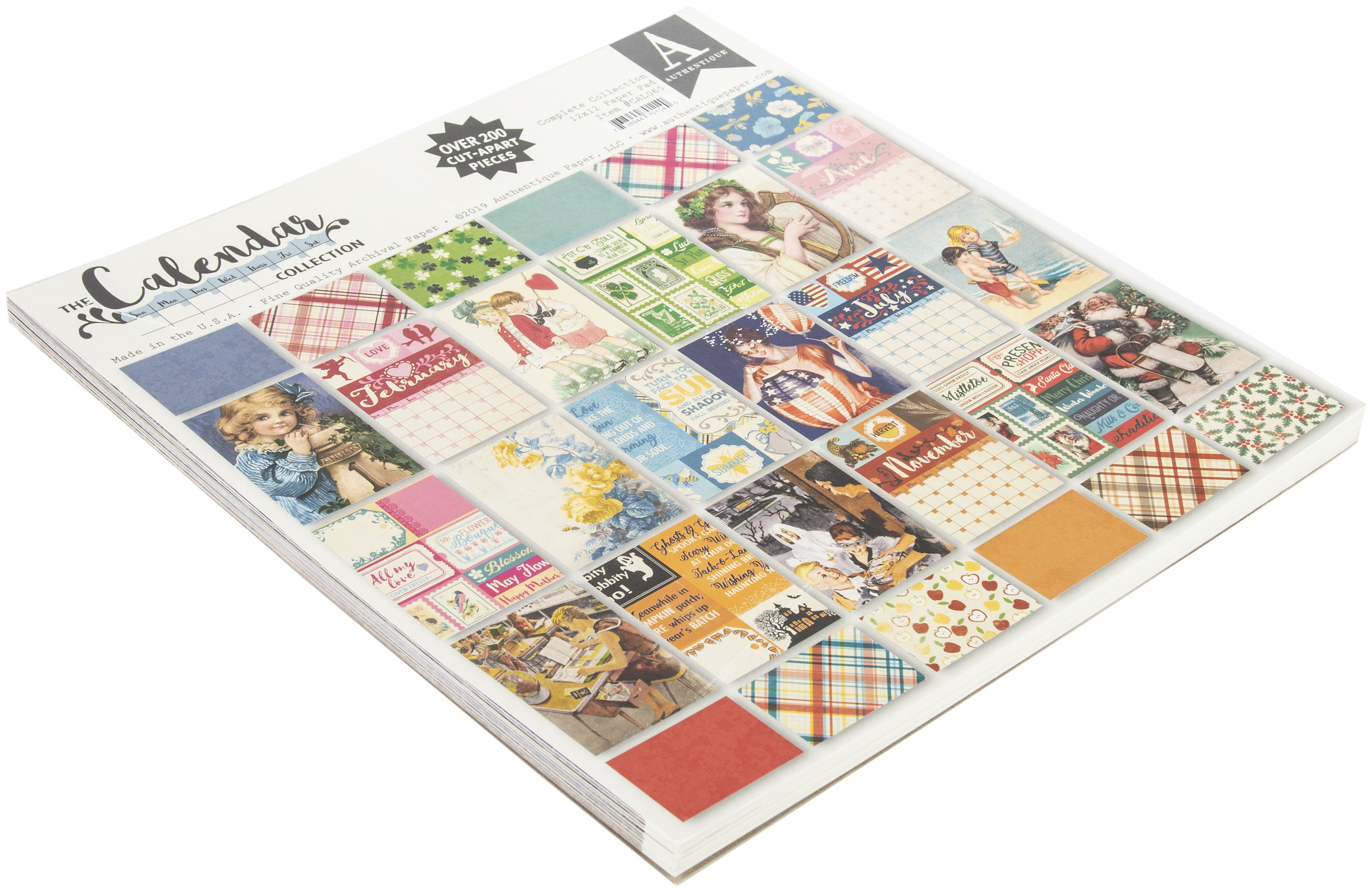 The Calendar Collection Pack