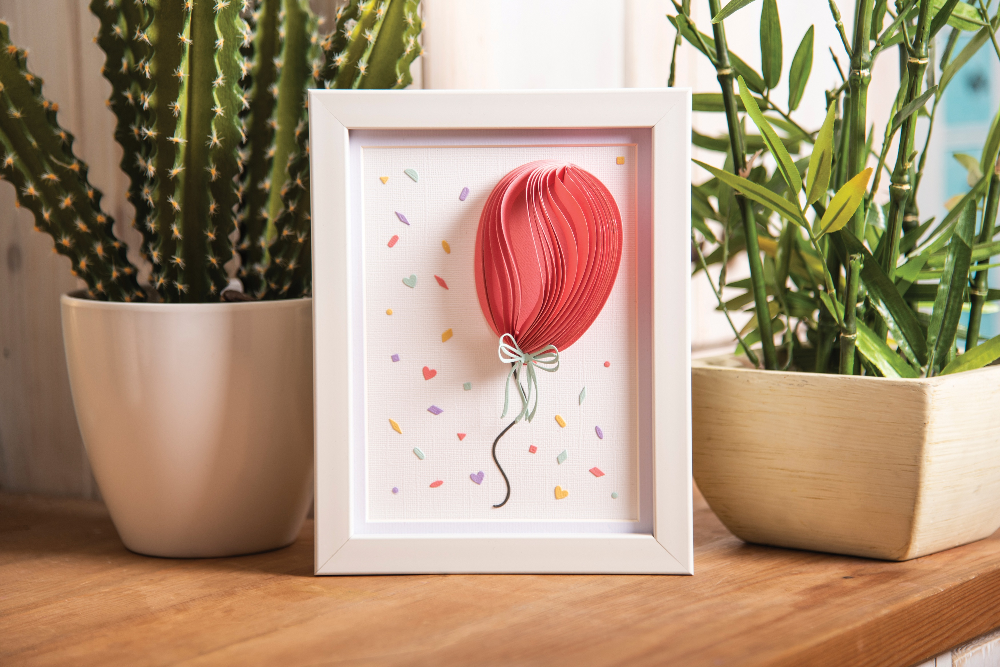 Sizzix Thinlits Dies By Jessica Scott 8/Pkg-Balloon