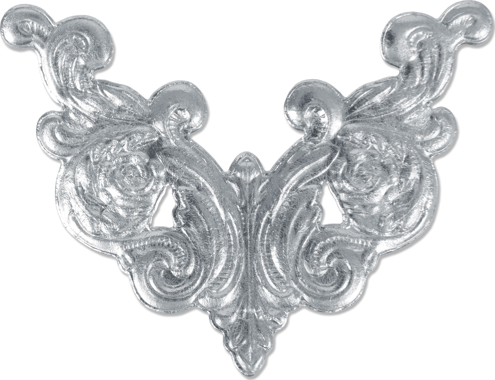 Fanciful 3D Impresslits Embossing Folder