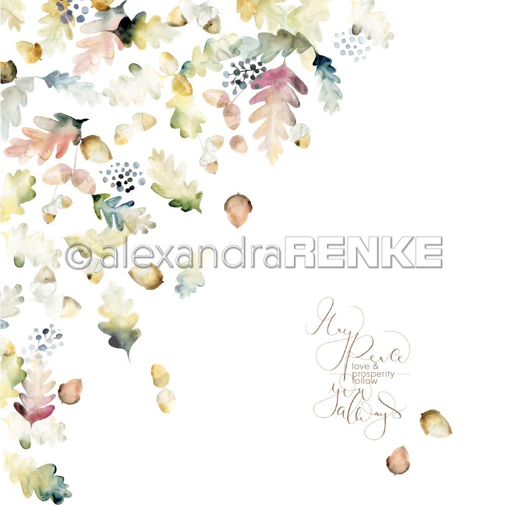 Alexandra Renke - Christmas Floral - International Acorns