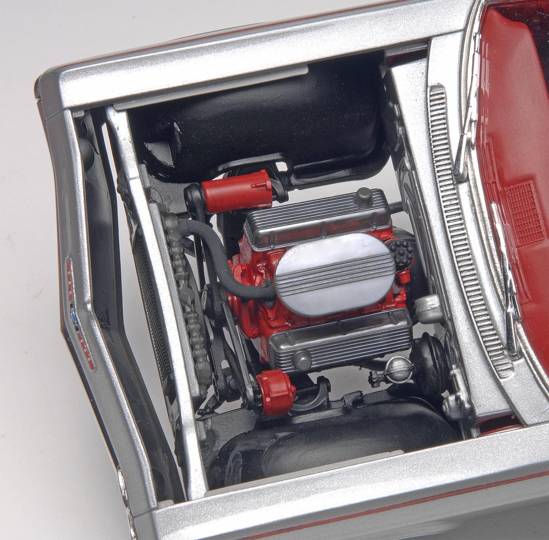 Plastic Model Kit-'65 Chevy Impala 1:25