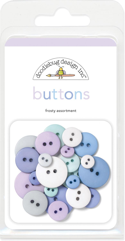 DB Winter Wonderland Buttons