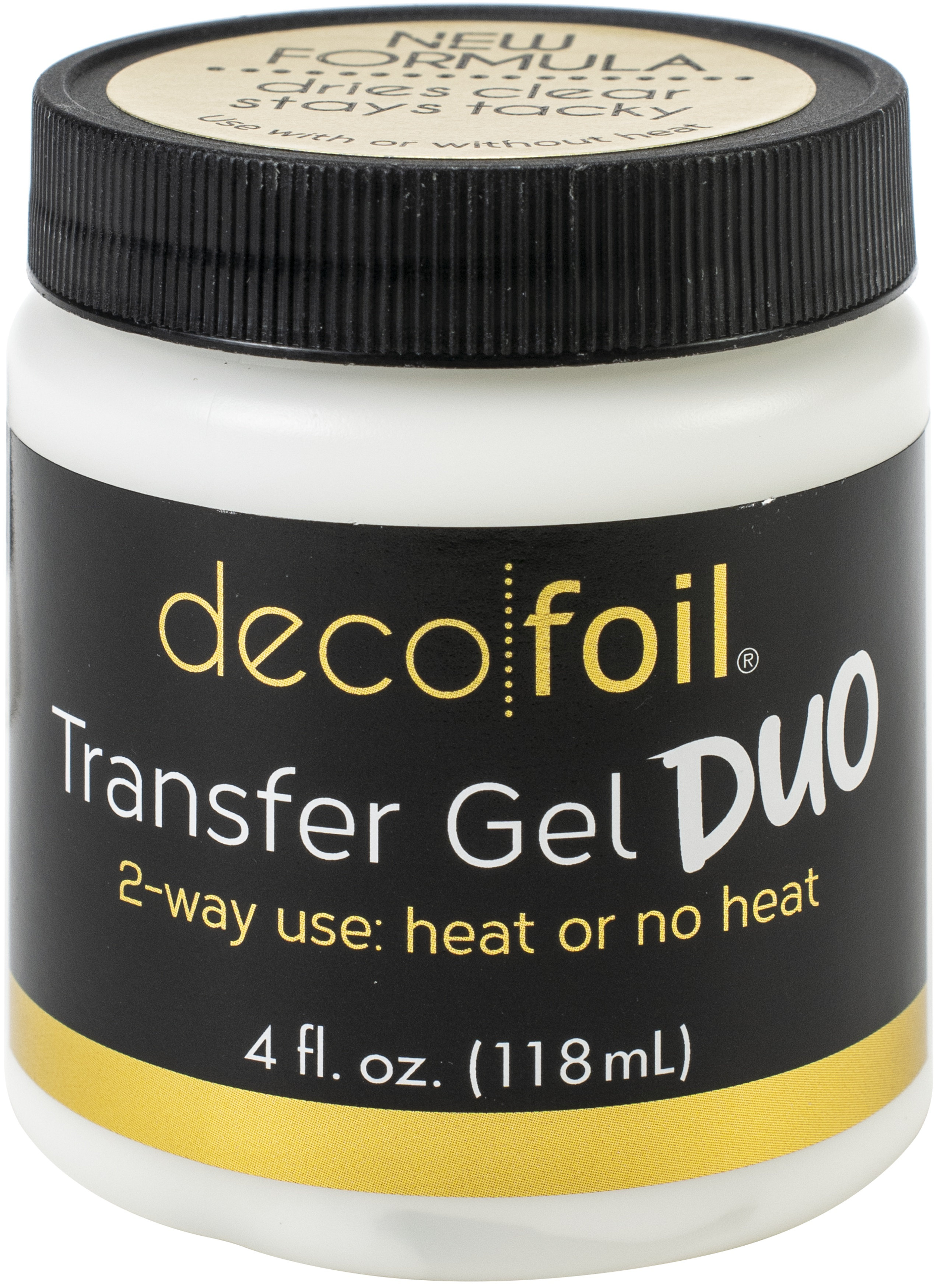 Deco Foil Transfer Gel DUO 4Fl Oz-