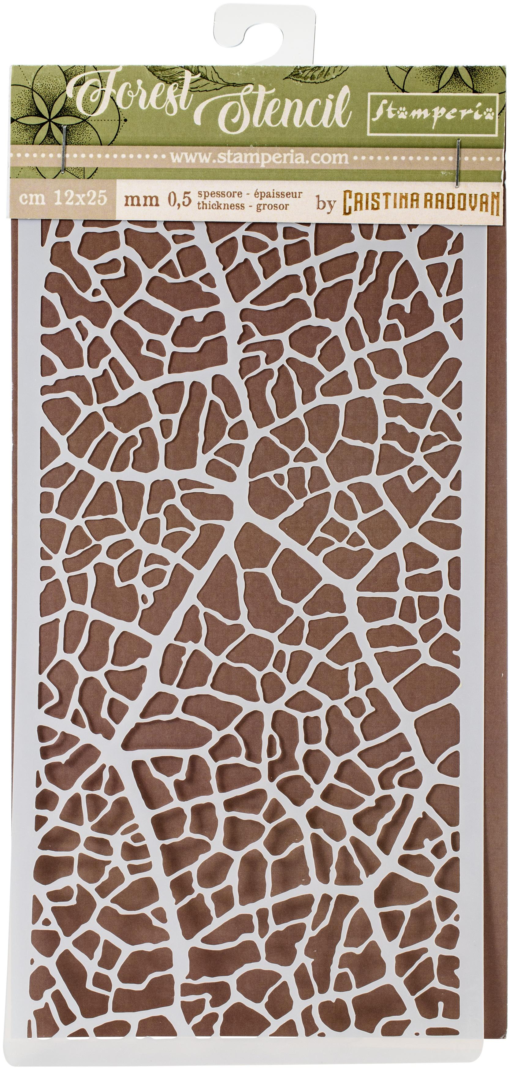 Stencil - Leaf