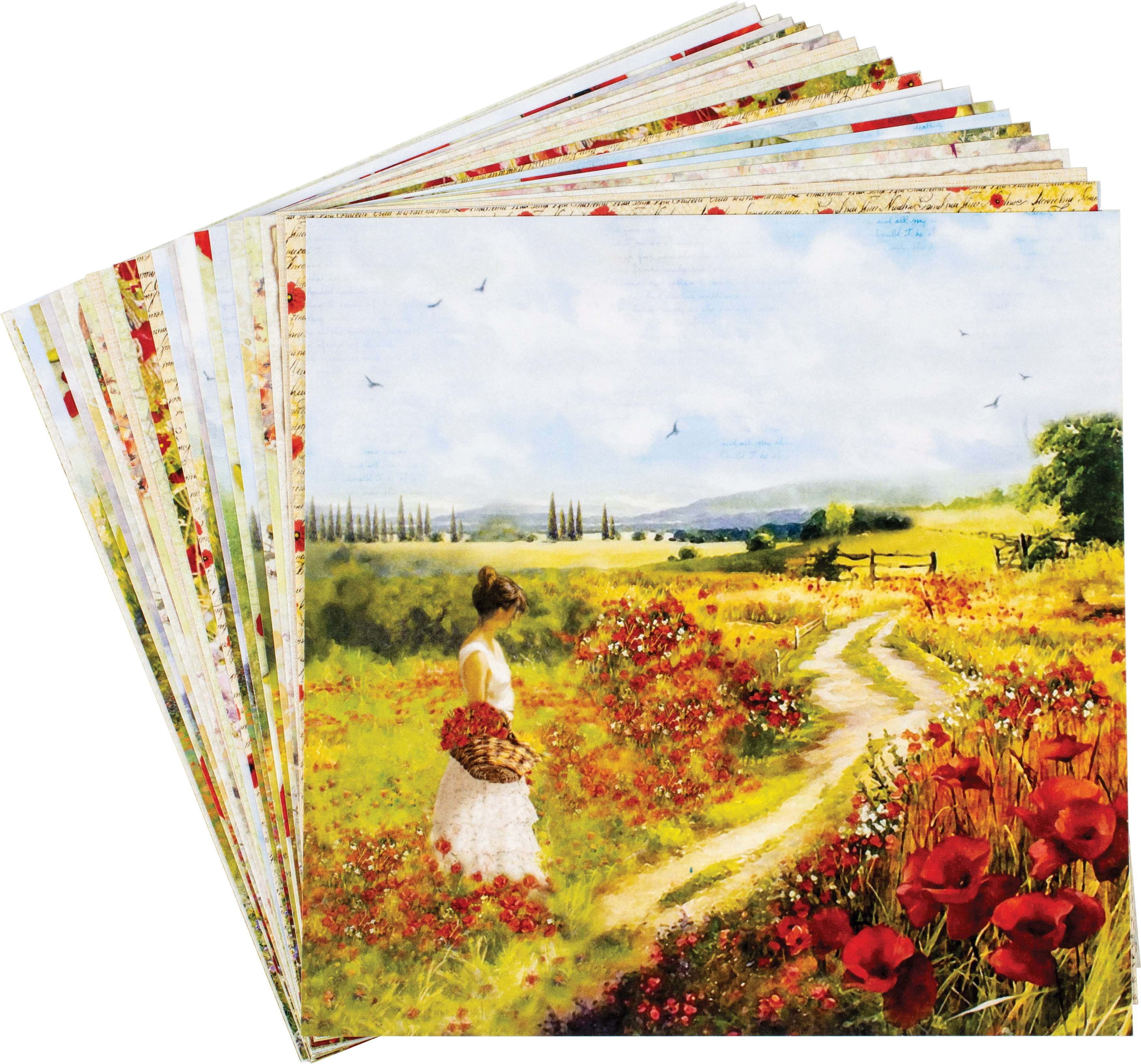 Ciao Bella Under The Tuscan Sun 6x6 pack