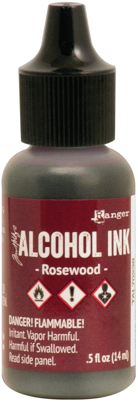 Tim Holtz Alcohol Ink .5oz Rosewood