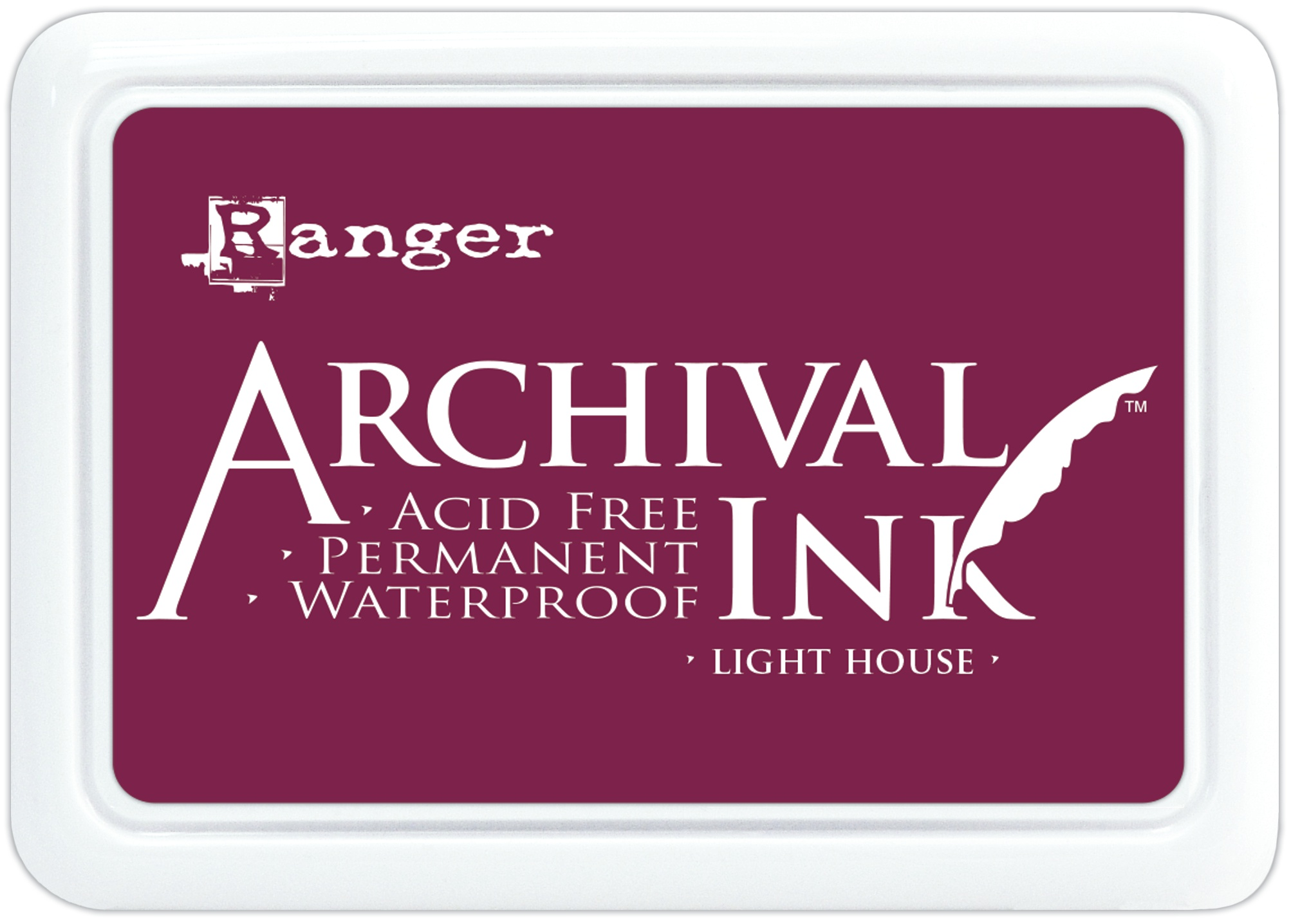 Archival Ink - Light House