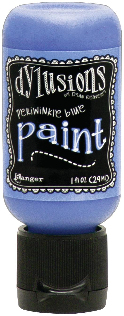 Dylusions Acrylic Paint 1oz-Periwinkle Blue