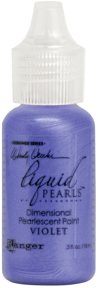 Wendy Vecchi Make Art Liquid Pearls .5oz-Violet