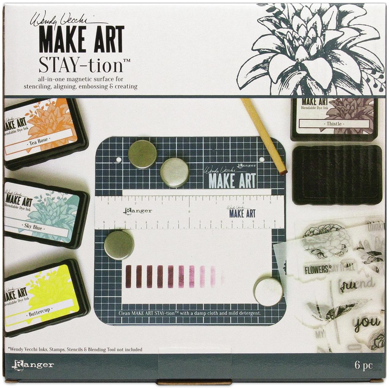Wendy Vecchi Make Art Stay-tion 7-