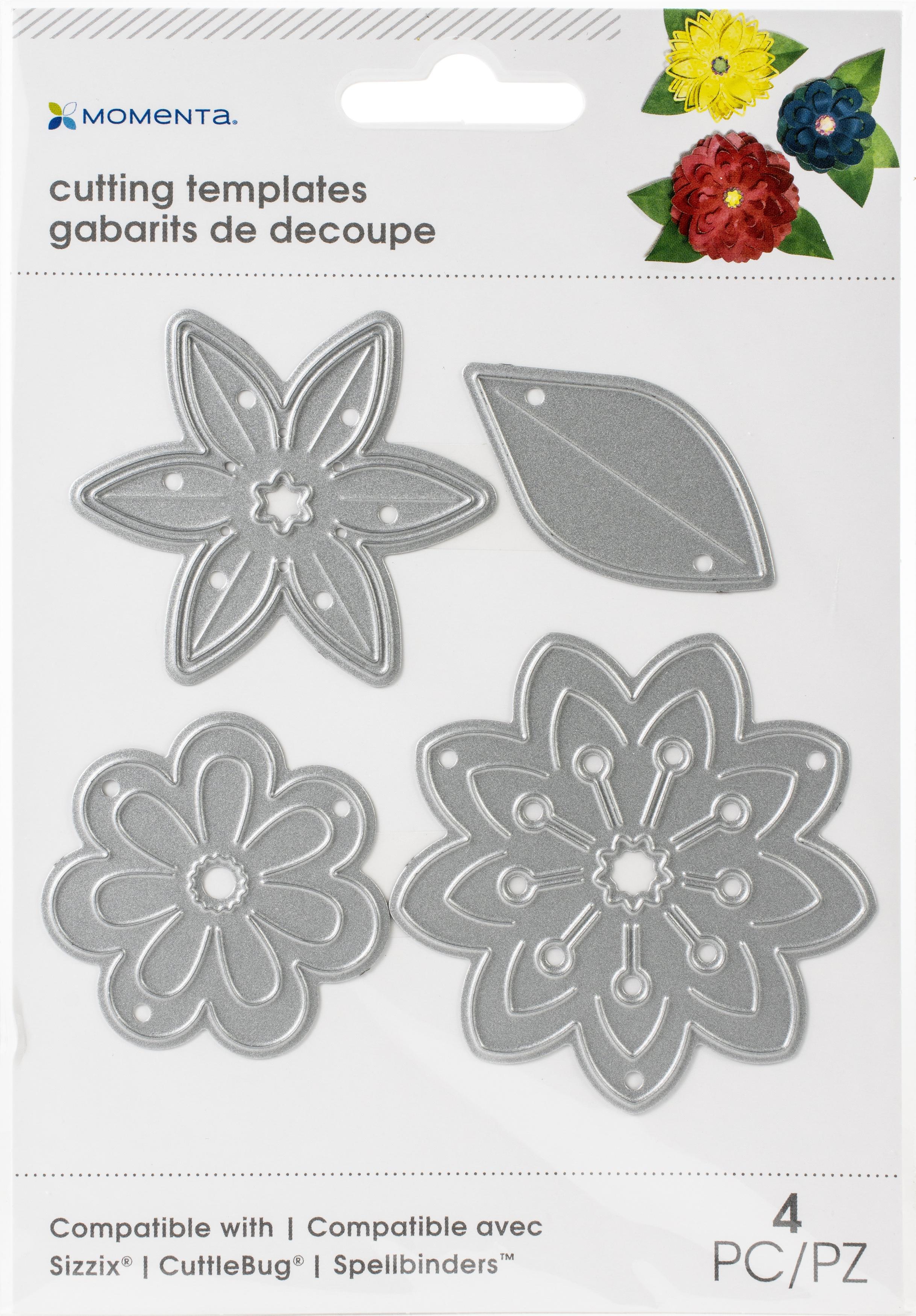 Momenta Dies-3D Flowers