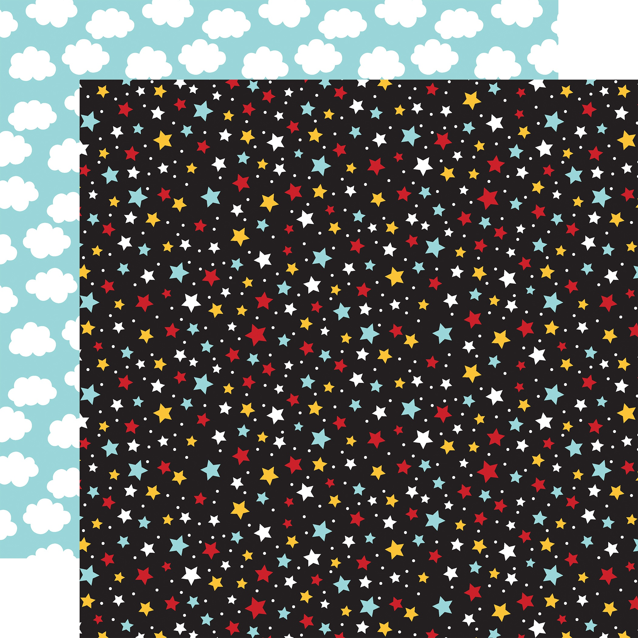 Remember The Magic Double-Sided Cardstock 12X12-Wish Upon A Star