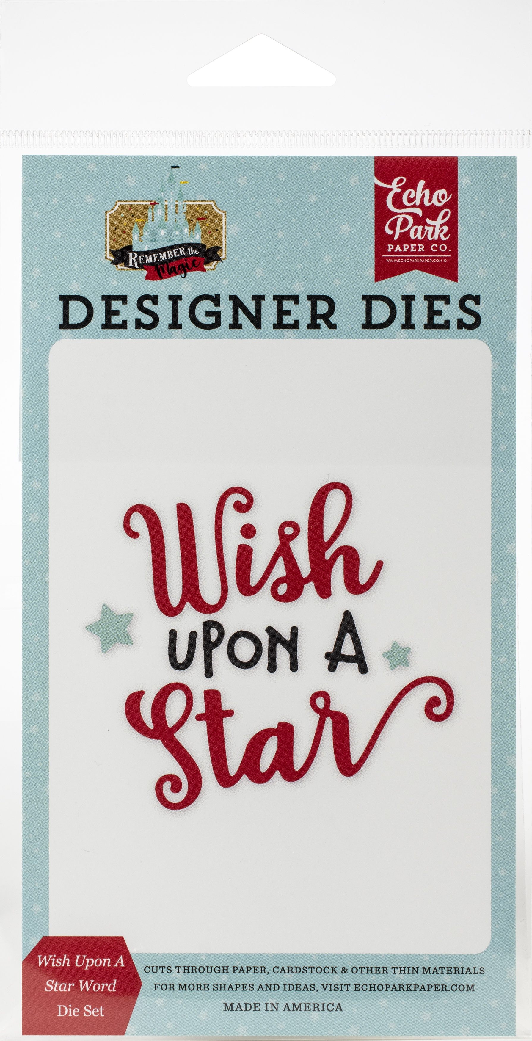 Echo Park Dies-Wish Upon A Star, Remember The Magic