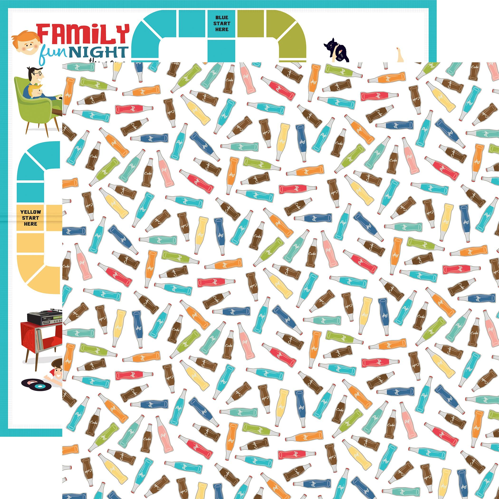 Family Night - Soda