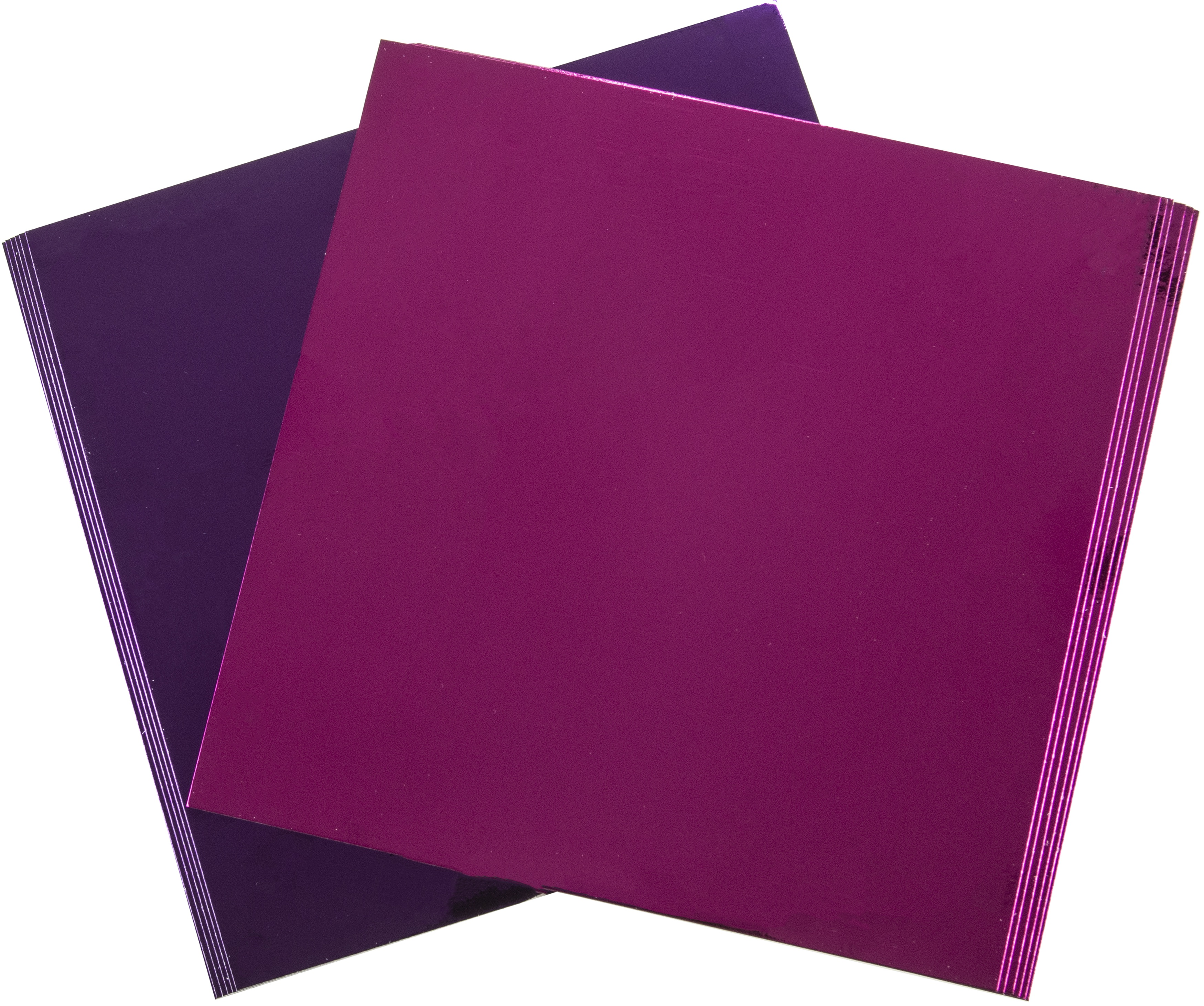 Concord & 9th Foil Paper Pack 6X6 12 Sheets-Flirty Foil