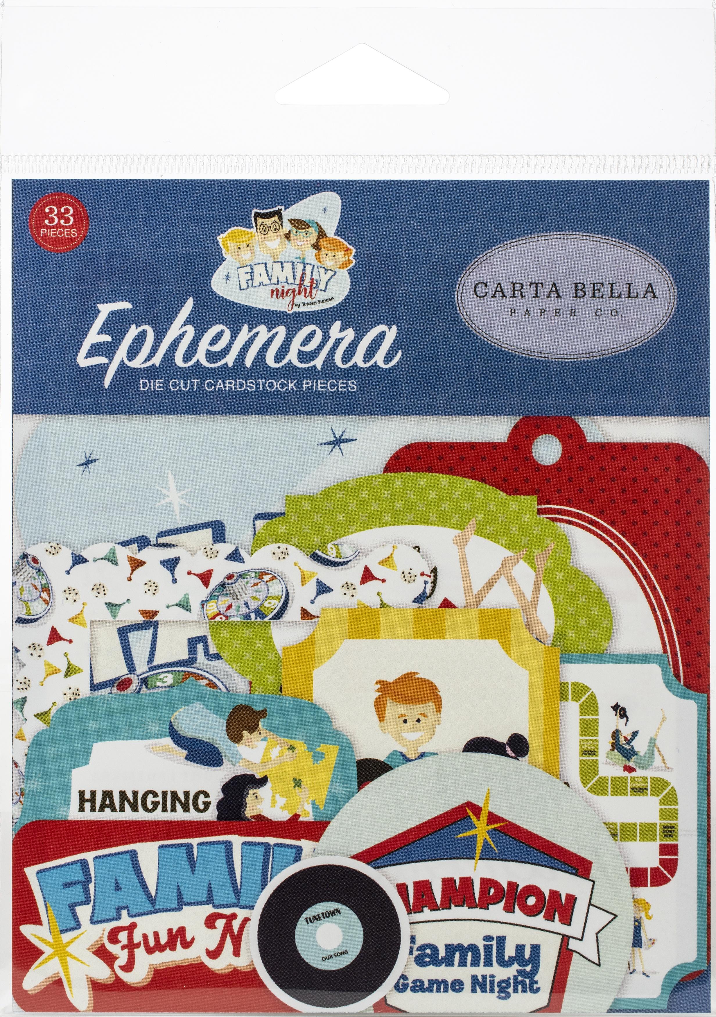Family Night - Ephemera