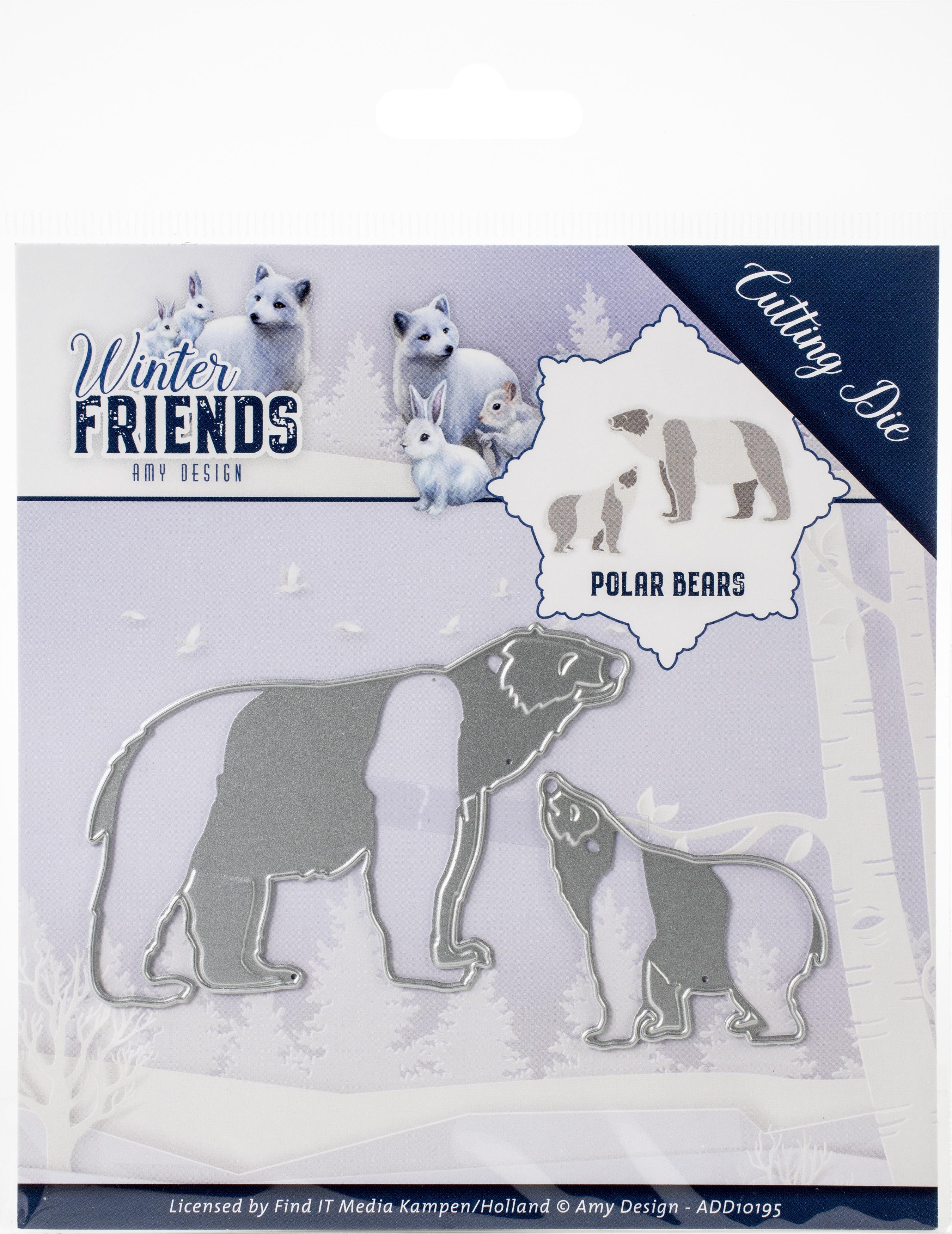 Polar Bears Die Set