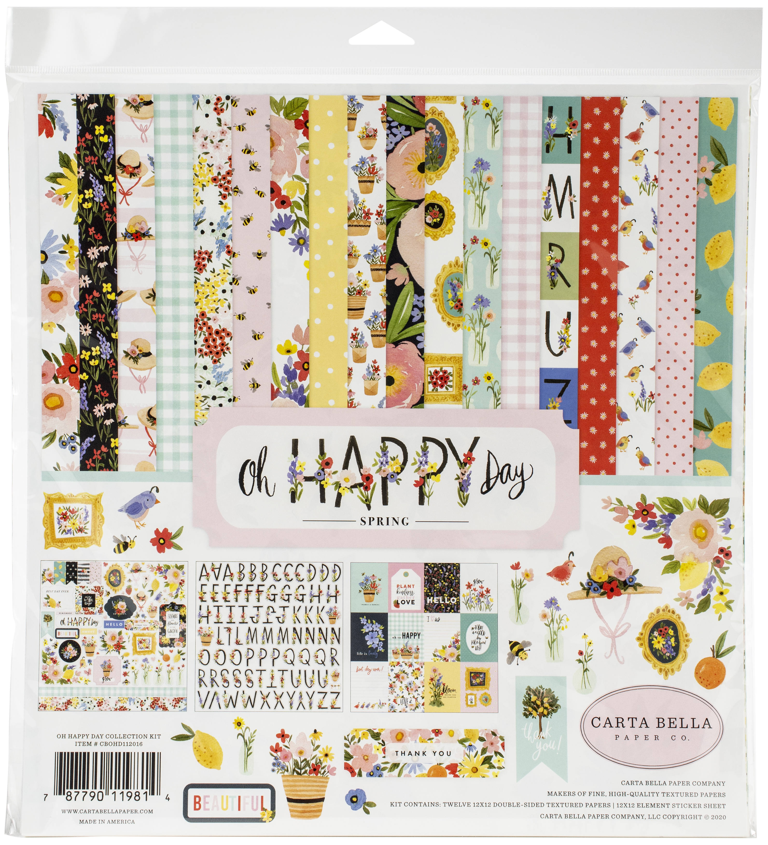 Oh Happy Day Spring Collection