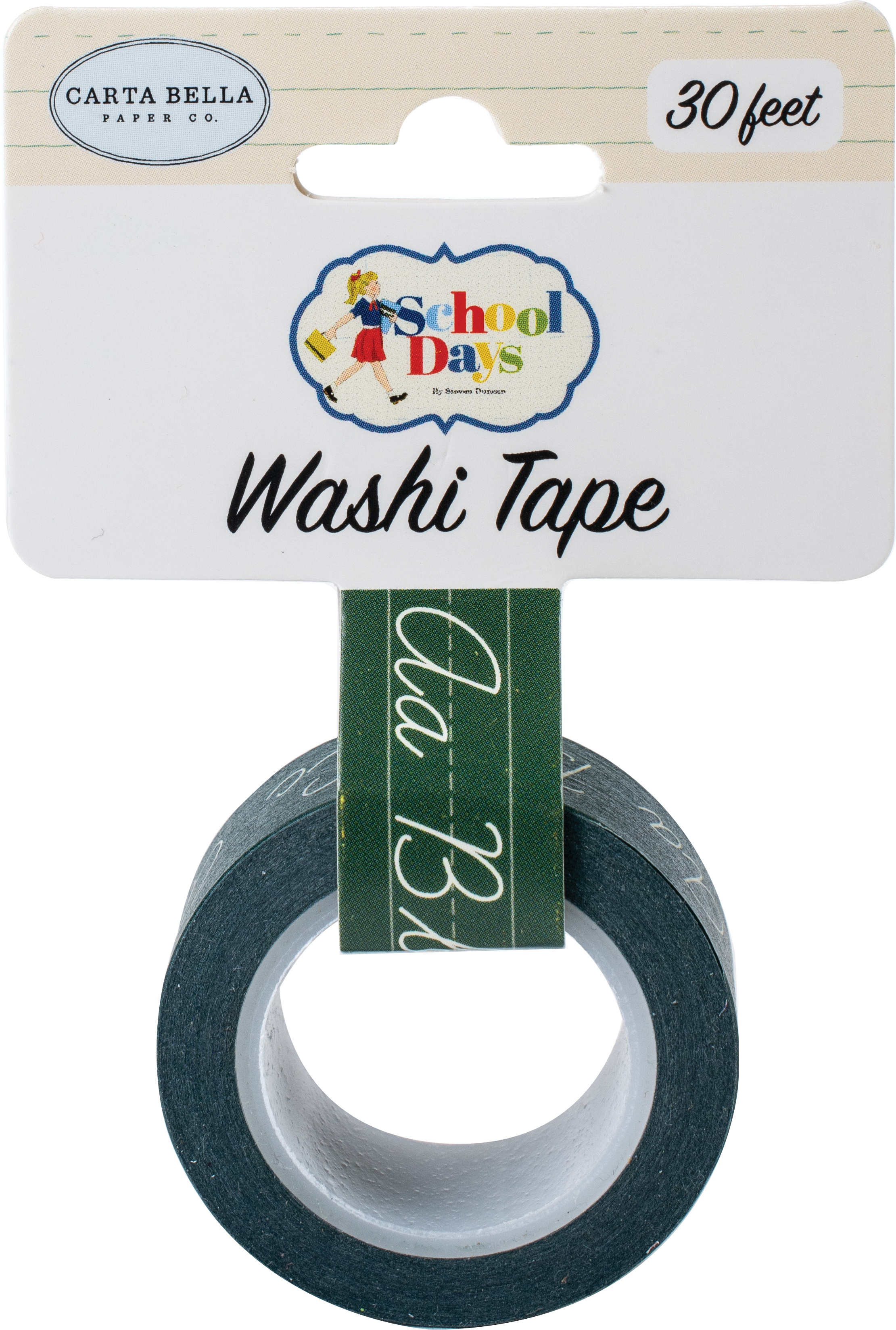 CB School Days ABC Washi Tape