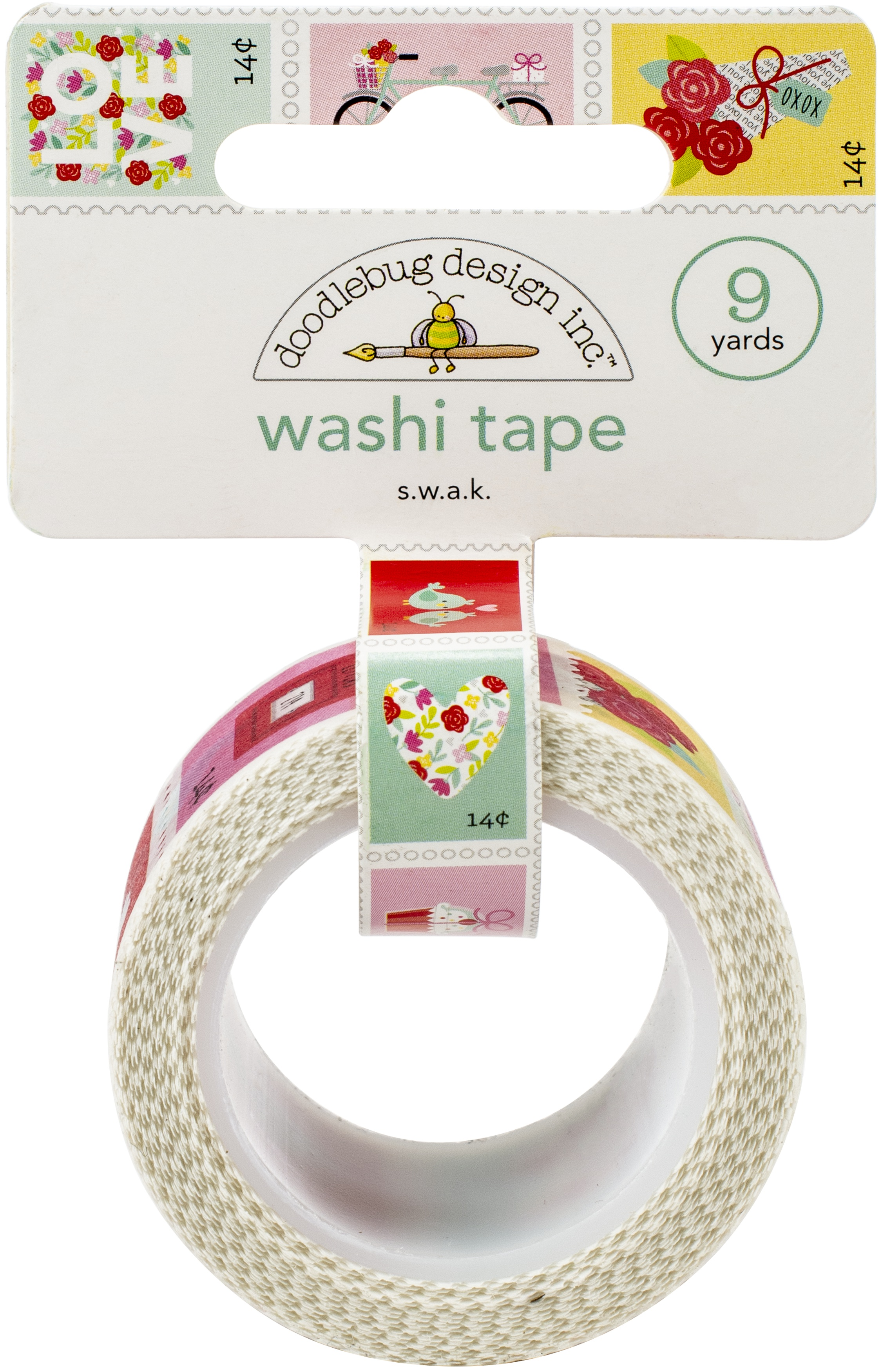 DB Washi Tape S.W.A.K.
