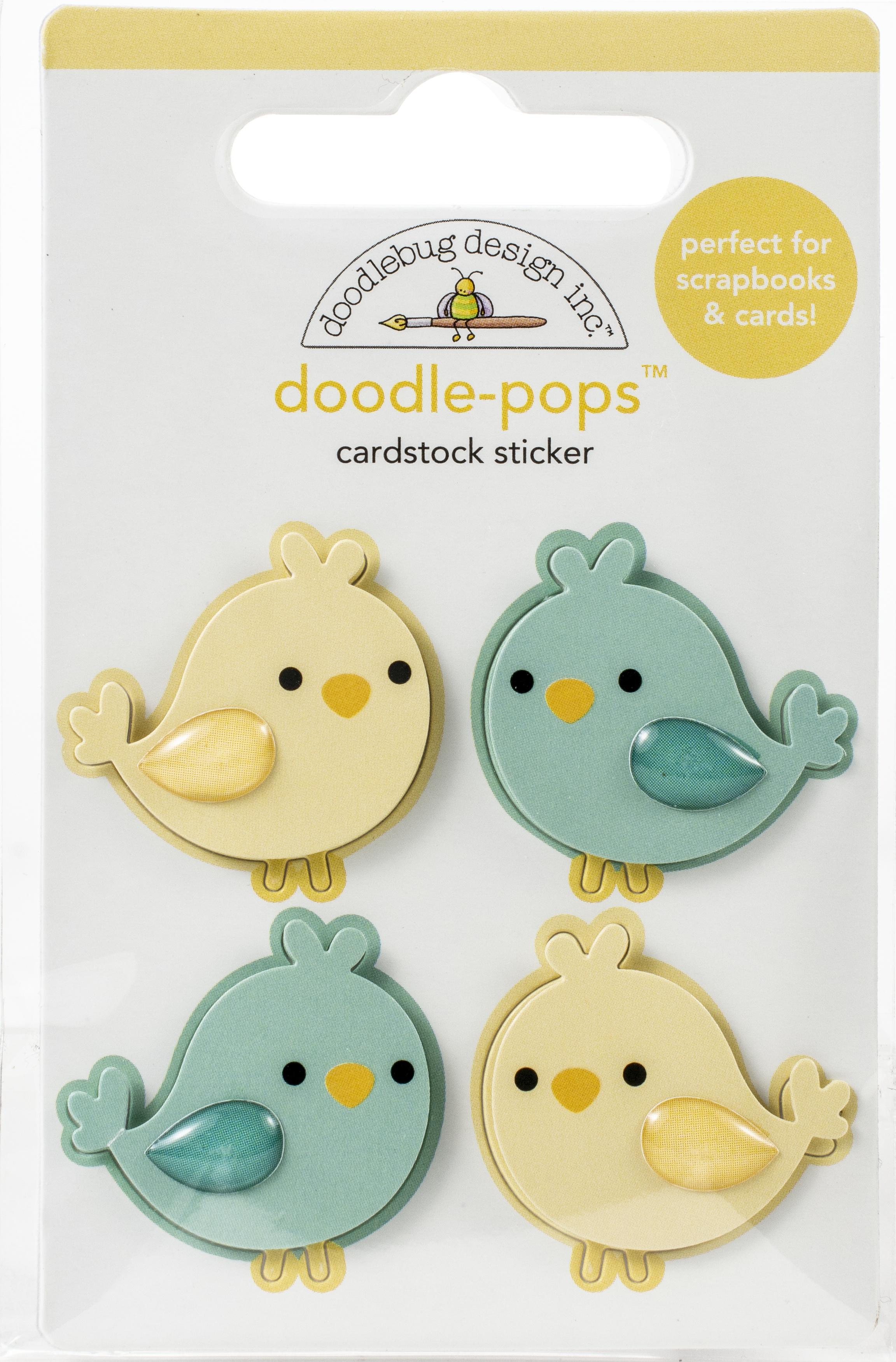 Doodle Pops - Tweathearts