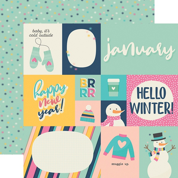 Best year ever - January