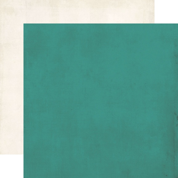 Simple Stories Simple Vintage Garden District - Turquoise/Ivory