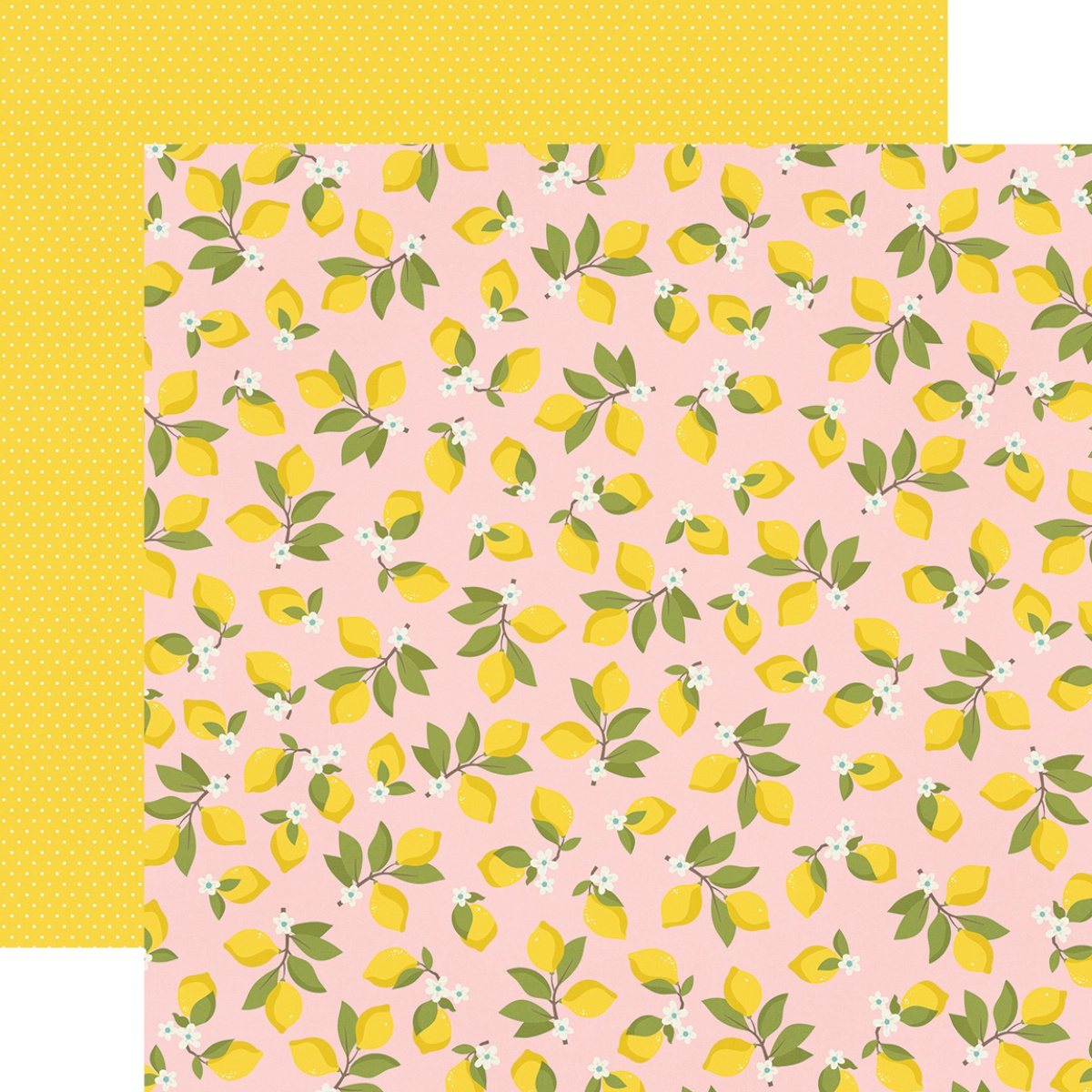 Summer Farmhouse Double-Sided Cardstock 12X12-Easy Peasy