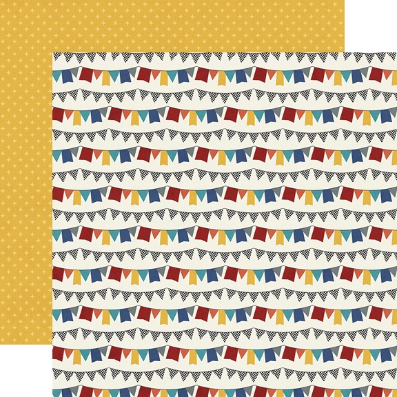 Bro & Co. Double-Sided Cardstock 12X12-You Rock!