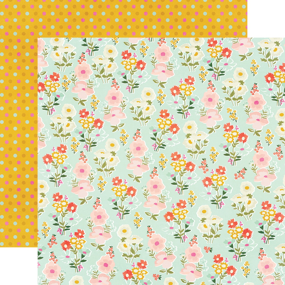 Kate & Ash Double-Sided Cardstock 12X12-UR Beautiful