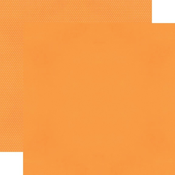 Simple Stories Color Vibe Double-Sided Cardstock 12X12-Orange Brights