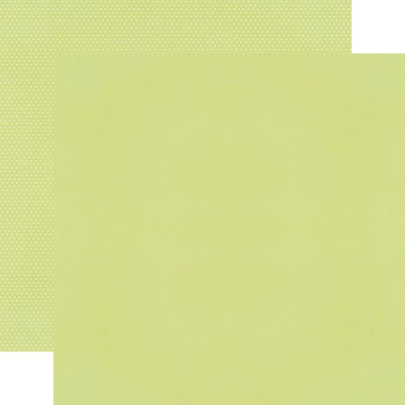 Simple Stories Color Vibe Double-Sided Cardstock 12X12-Pear Lights
