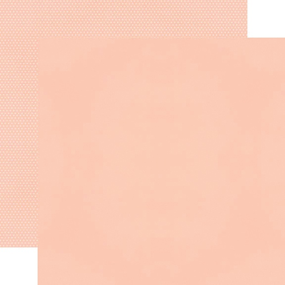 Simple Stories Color Vibe Double-Sided Cardstock 12X12-Blush Lights