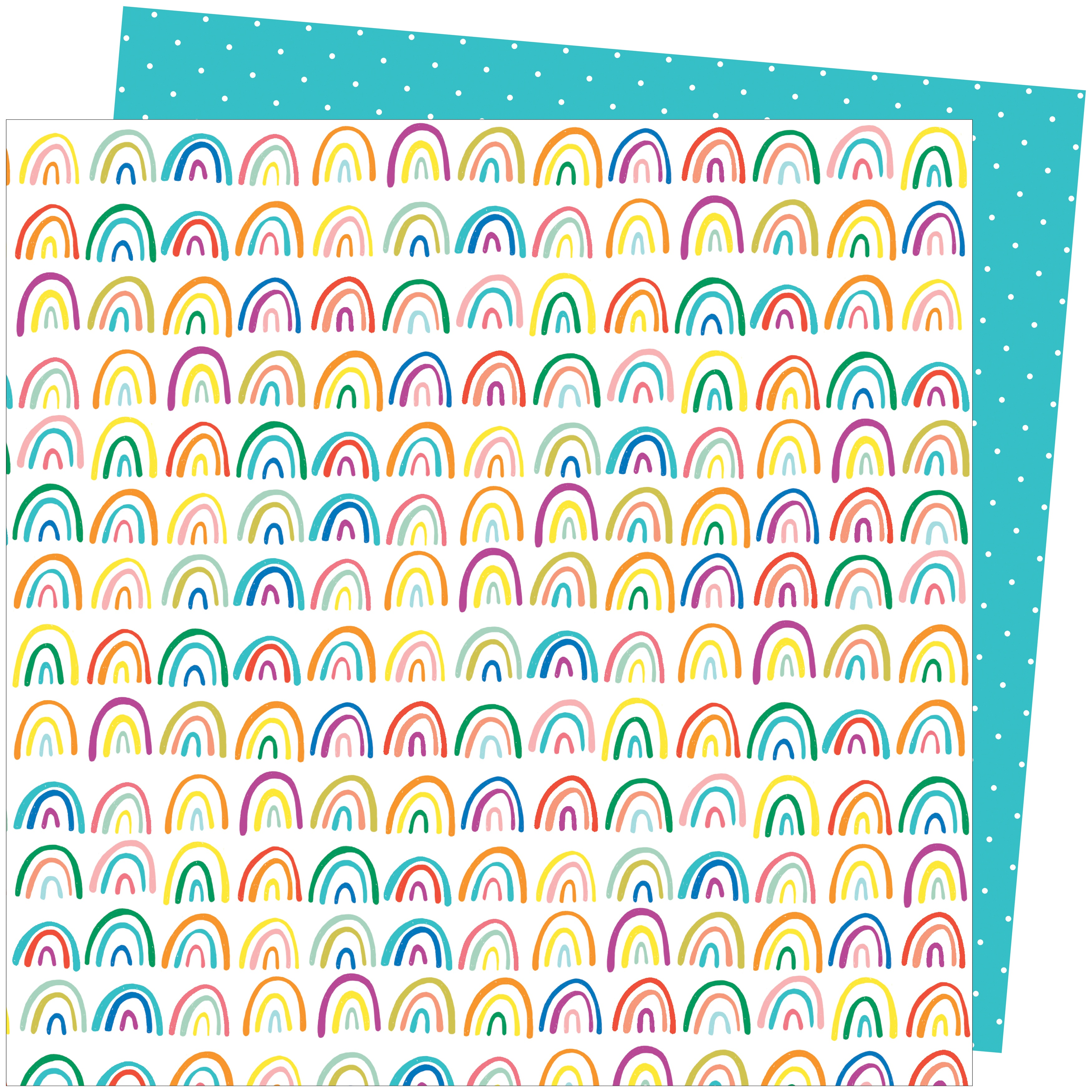 Amy Tan Picnic In The Park Cardstock 12X12-All the Colors