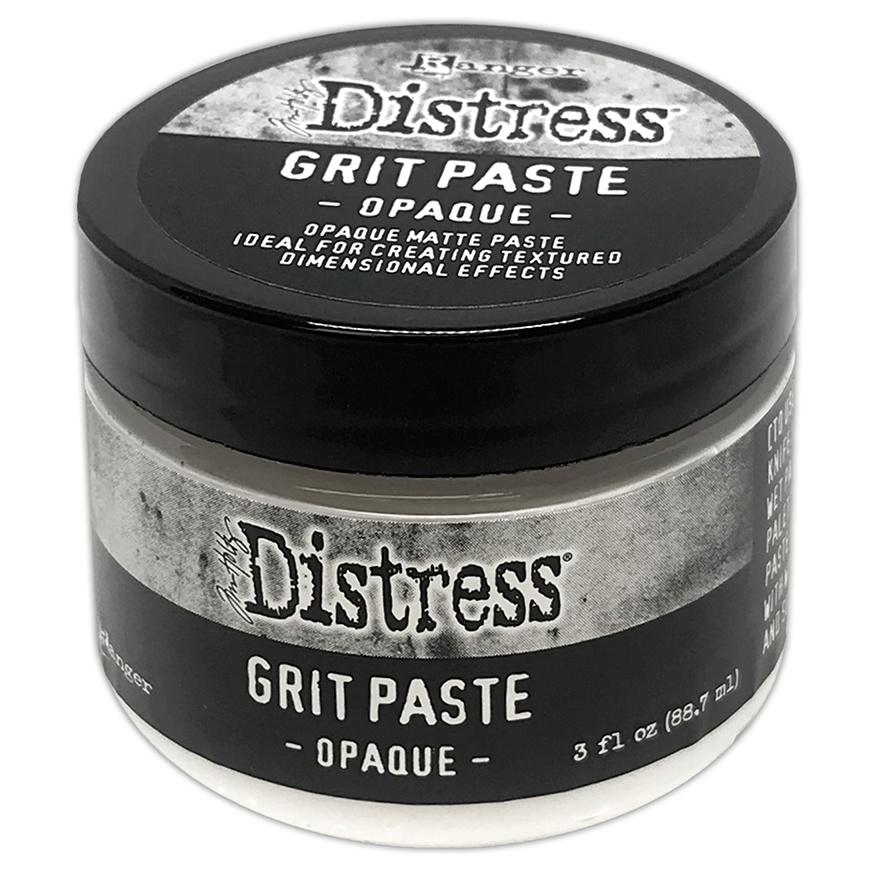 Tim Holtz Distress Grit Paste 3oz-Opaque