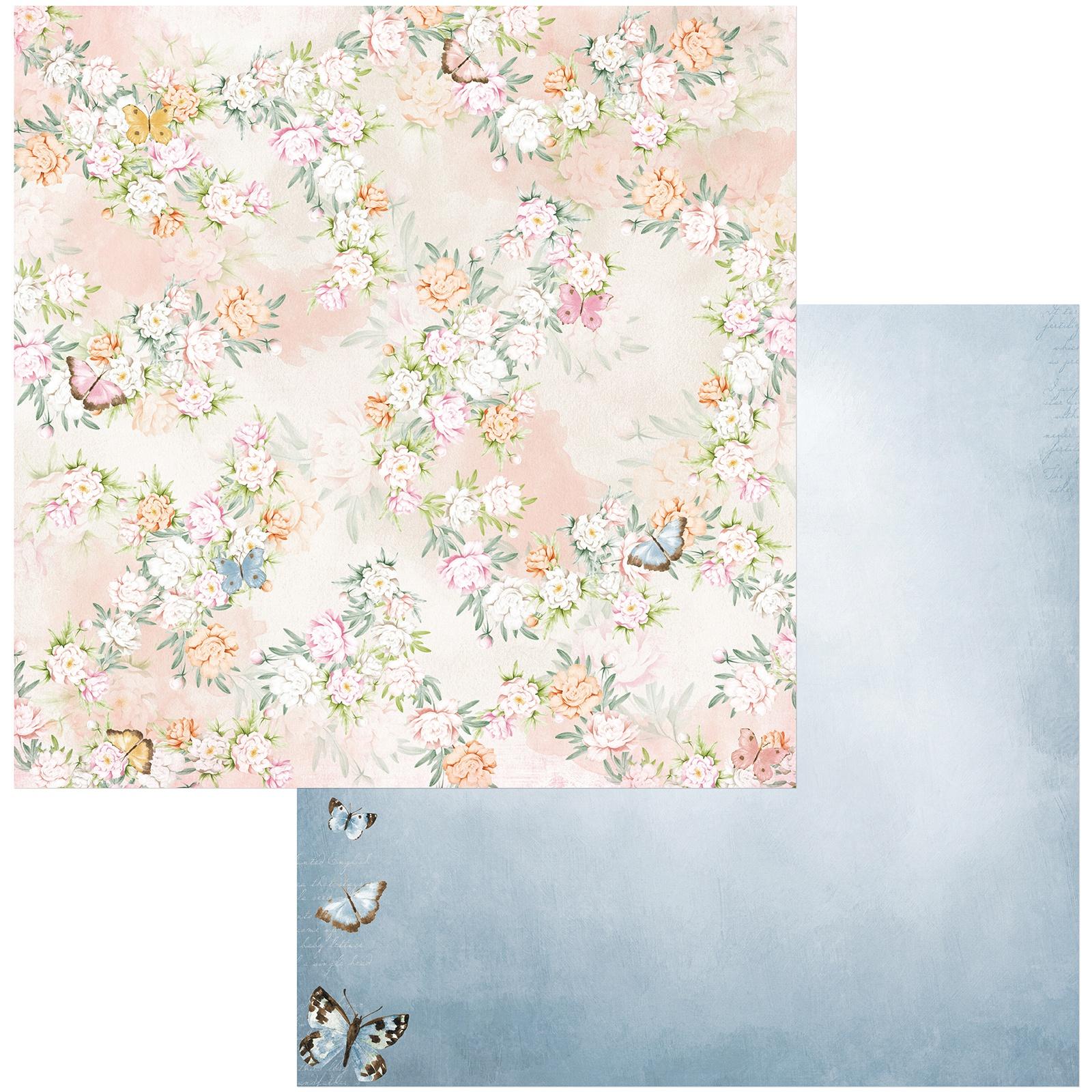 Garden Grove Flutter Paper