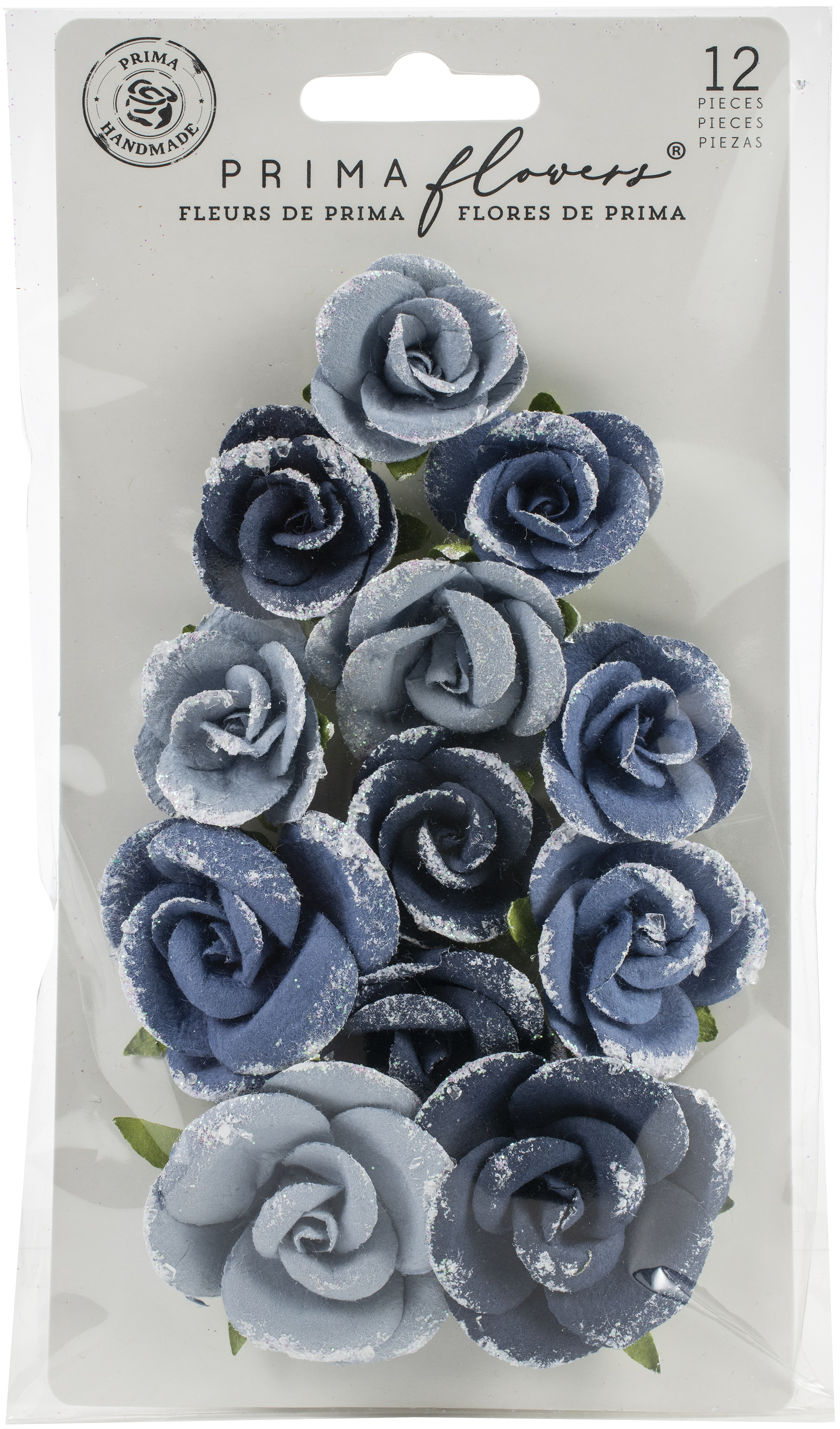 Prima Marketing Mulberry Paper Flowers-Naples Shore/Capri