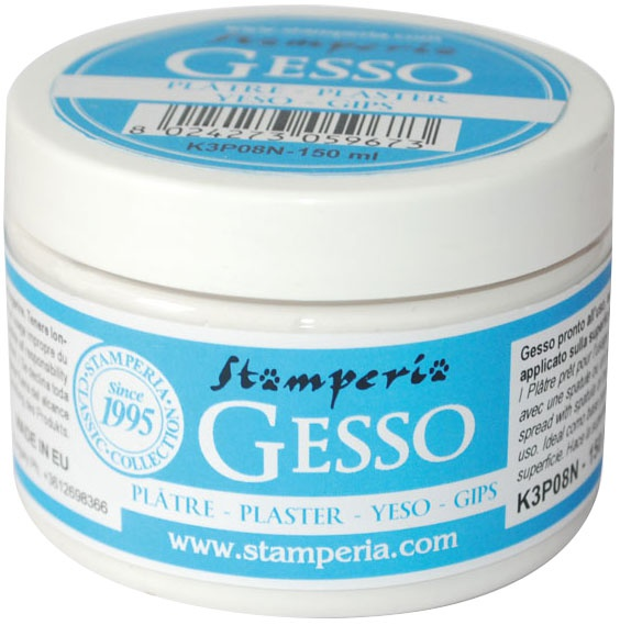 Stamperia Gesso Paste 150ml