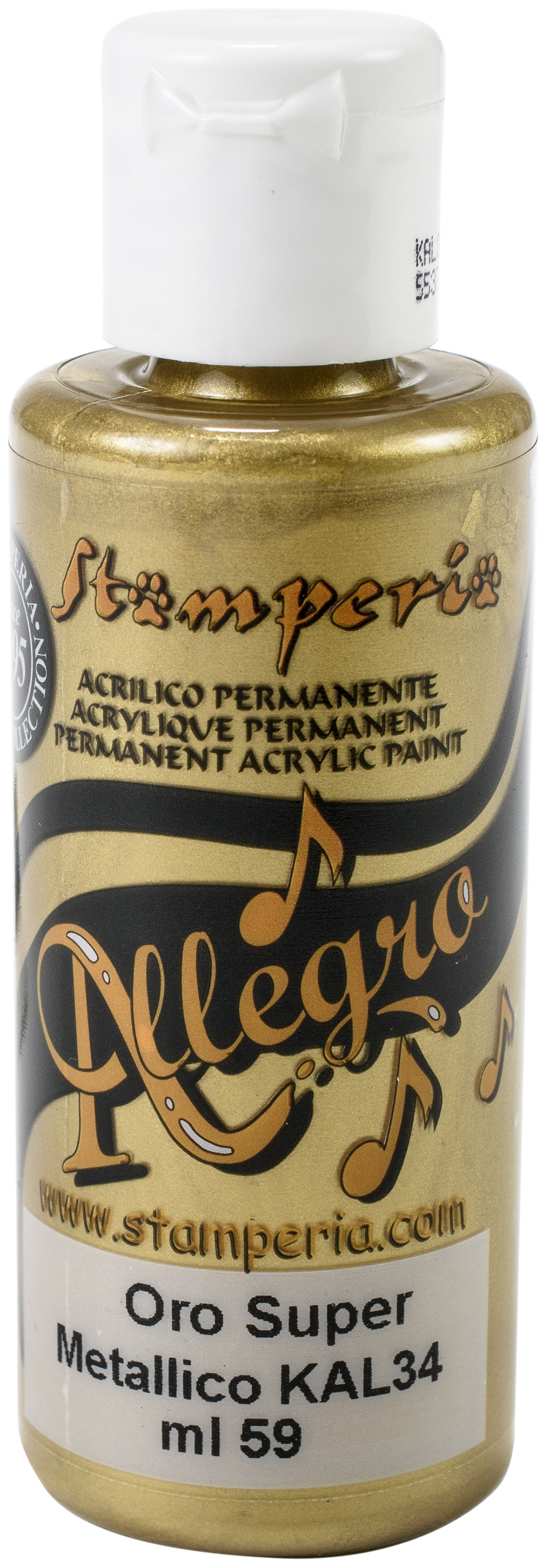 Allegro Paint -  Super Gold