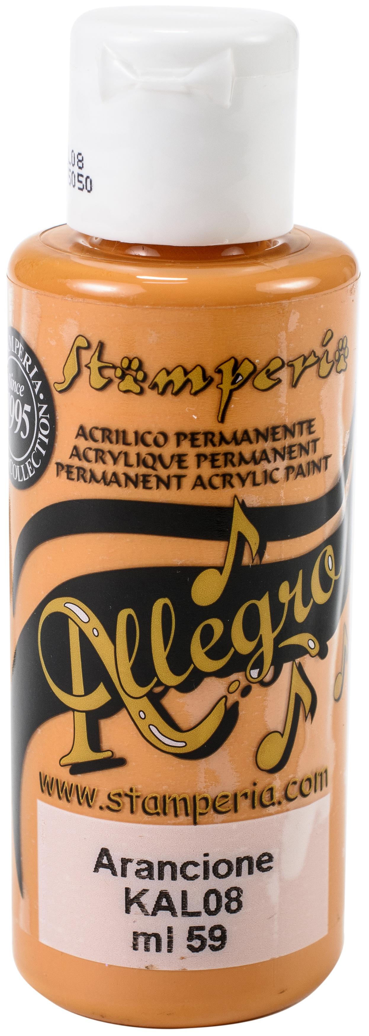 Allegro Paint - Orange