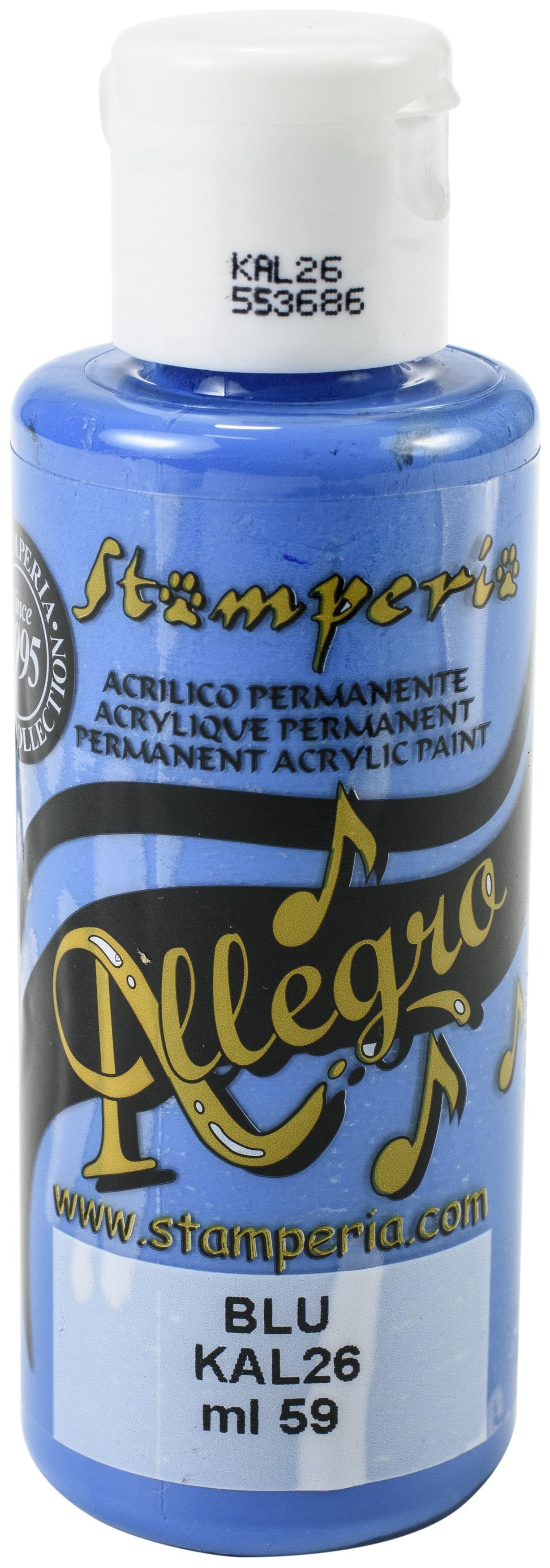 Allegro Paint - Blue