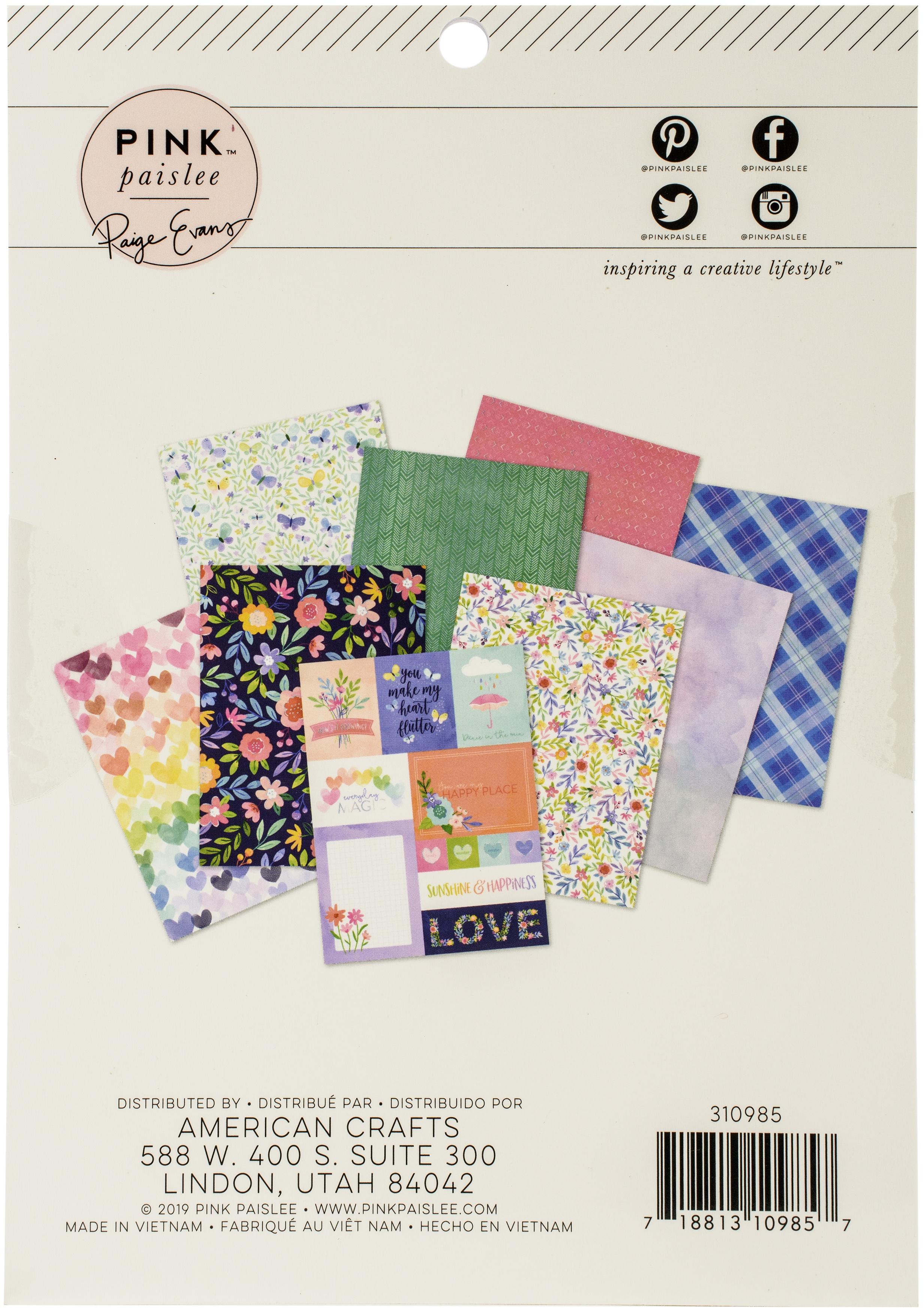 Bloom Street Paper Pad 6X8