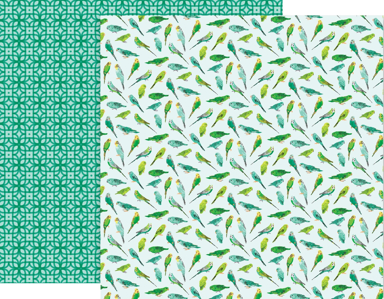 5th & Monaco Double-Sided Cardstock 12X12-#11