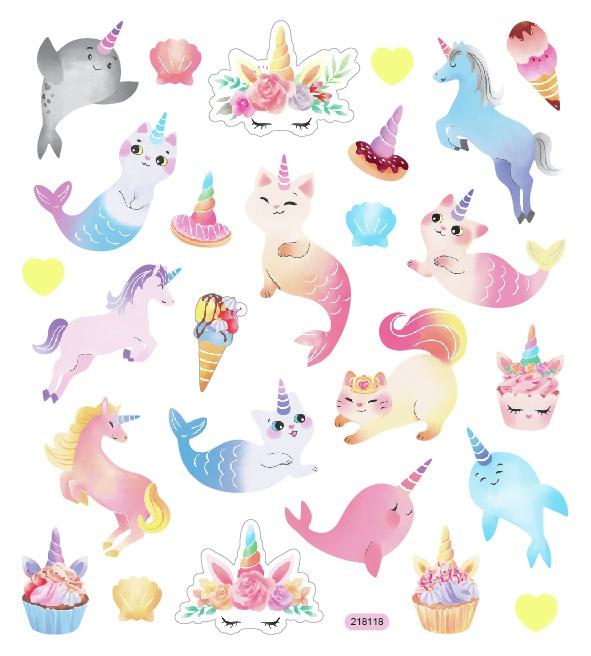 Sticker King Stickers-Fantasy