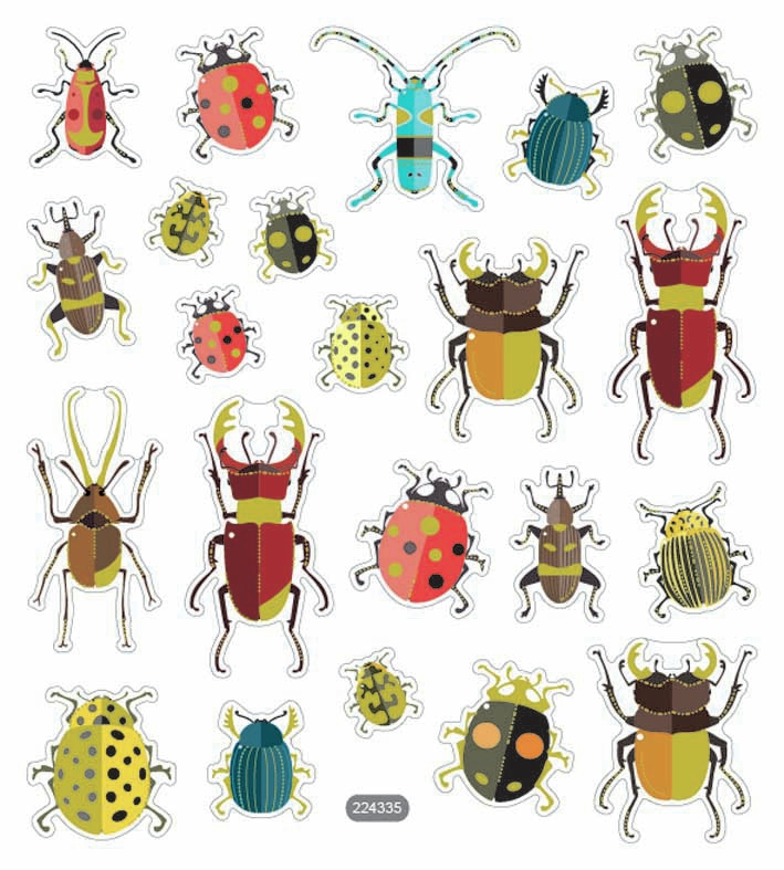Sticker King Stickers-Just Buggy