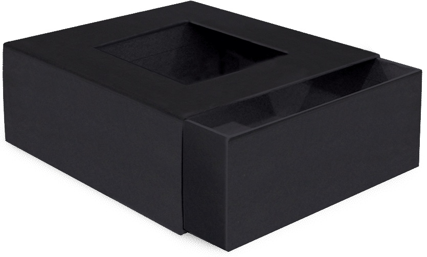 ATC Matchbook Box Black